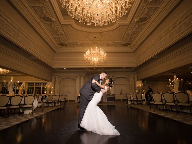 Kim and Anthony's Wedding in Florham Park, New Jersey 22