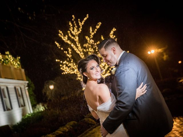 Kim and Anthony's Wedding in Florham Park, New Jersey 29