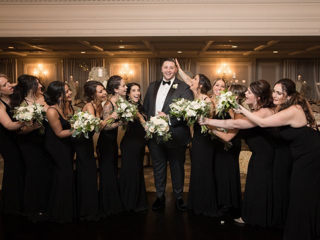 Kim and Anthony's Wedding in Florham Park, New Jersey 30