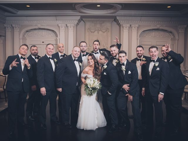 Kim and Anthony's Wedding in Florham Park, New Jersey 31