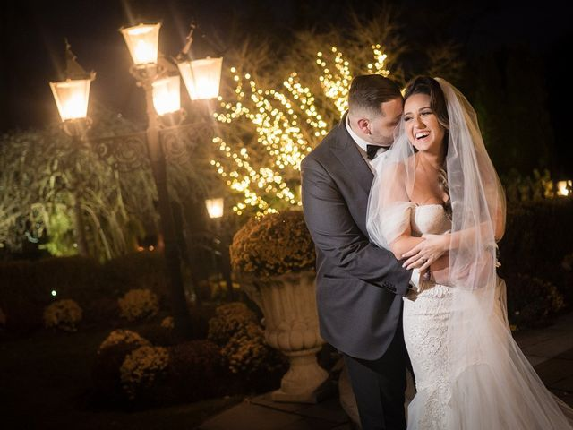 Kim and Anthony's Wedding in Florham Park, New Jersey 32