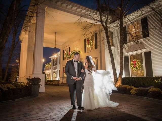 Kim and Anthony's Wedding in Florham Park, New Jersey 34