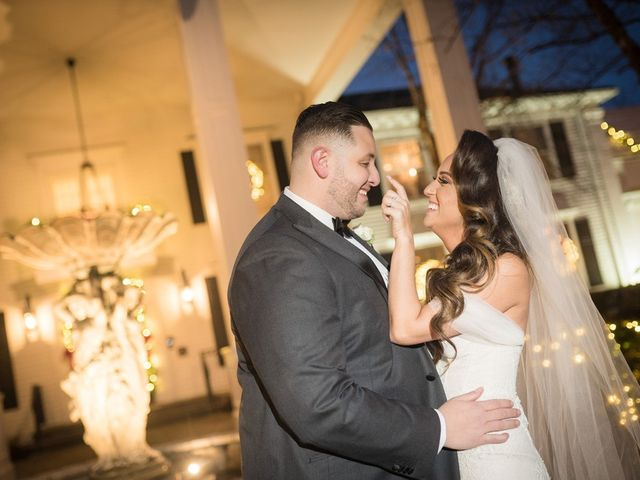 Kim and Anthony's Wedding in Florham Park, New Jersey 35