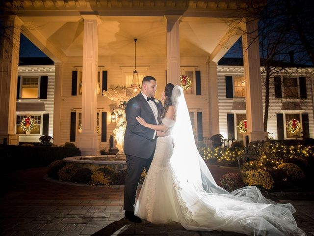 Kim and Anthony's Wedding in Florham Park, New Jersey 36