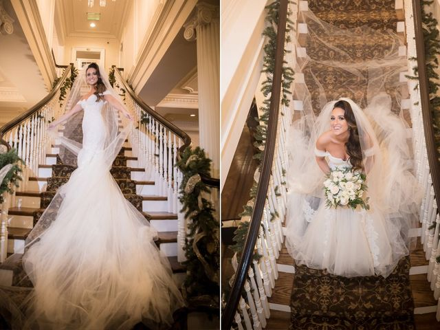 Kim and Anthony's Wedding in Florham Park, New Jersey 37