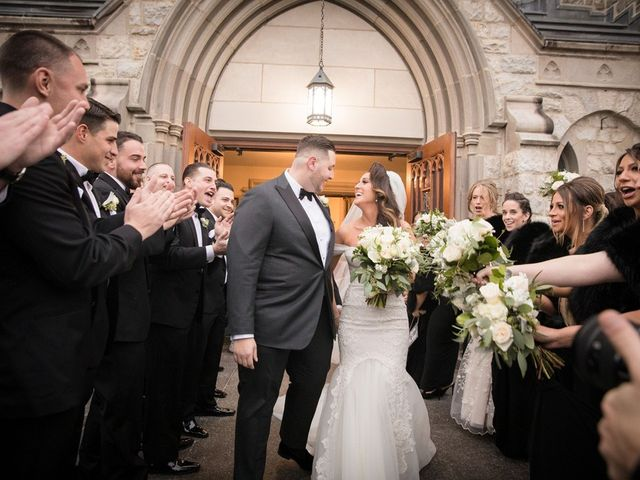 Kim and Anthony's Wedding in Florham Park, New Jersey 46