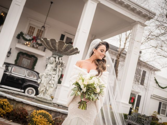 Kim and Anthony's Wedding in Florham Park, New Jersey 58