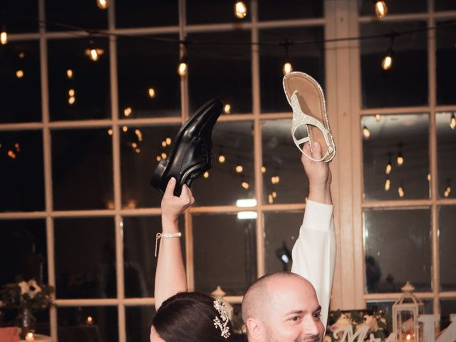 Adam and Lindsey's Wedding in Absecon, New Jersey 3