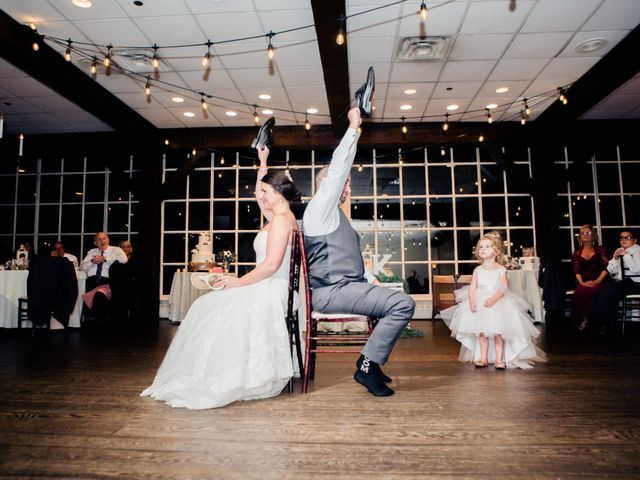 Adam and Lindsey's Wedding in Absecon, New Jersey 4