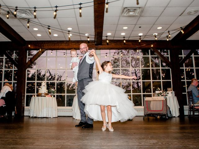 Adam and Lindsey's Wedding in Absecon, New Jersey 5