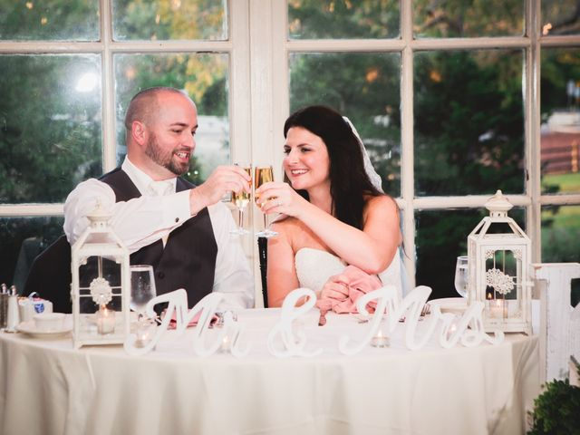 Adam and Lindsey's Wedding in Absecon, New Jersey 6