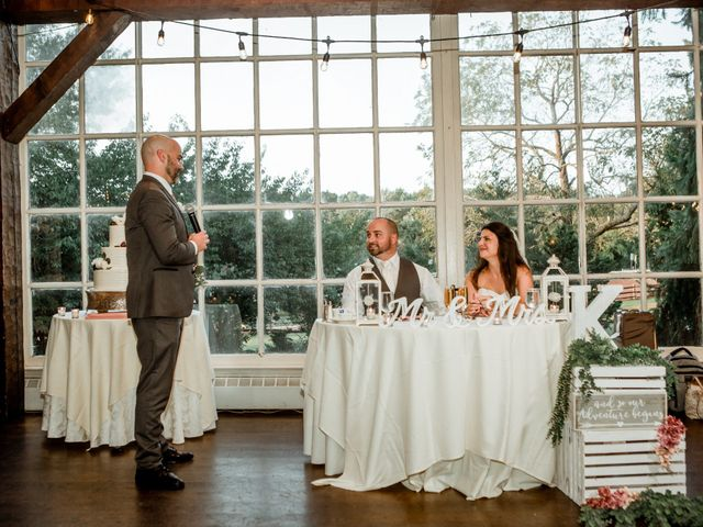 Adam and Lindsey's Wedding in Absecon, New Jersey 7