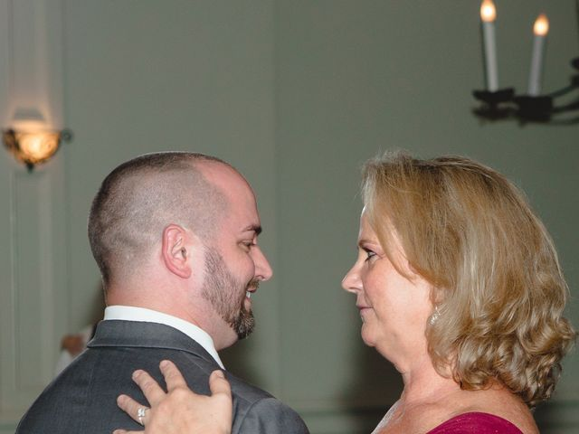 Adam and Lindsey's Wedding in Absecon, New Jersey 8