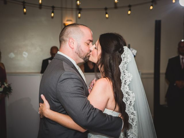 Adam and Lindsey's Wedding in Absecon, New Jersey 11