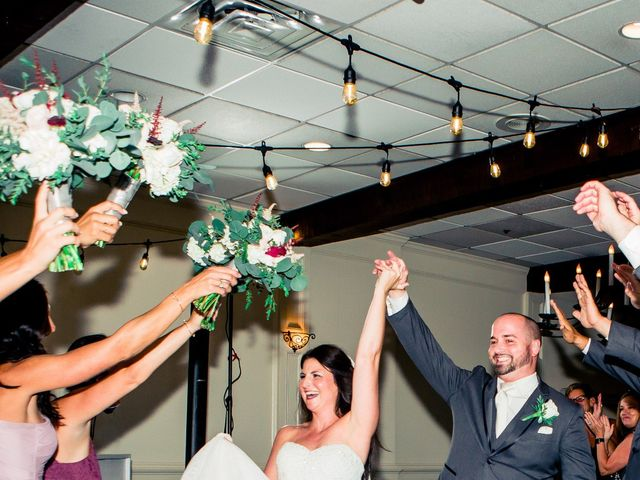 Adam and Lindsey's Wedding in Absecon, New Jersey 12