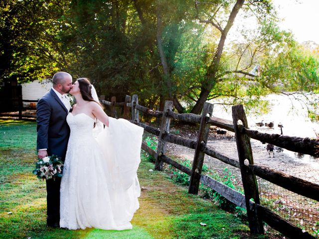 Adam and Lindsey's Wedding in Absecon, New Jersey 16