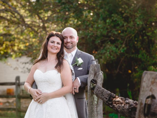 Adam and Lindsey's Wedding in Absecon, New Jersey 18