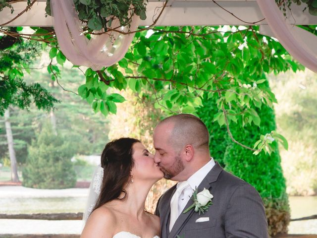 Adam and Lindsey's Wedding in Absecon, New Jersey 19