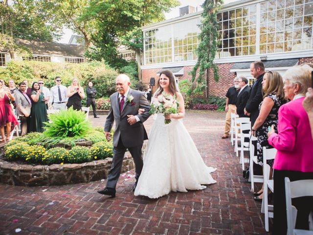 Adam and Lindsey's Wedding in Absecon, New Jersey 36