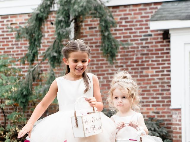 Adam and Lindsey's Wedding in Absecon, New Jersey 39