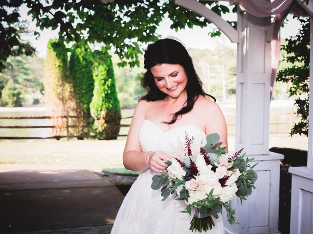 Adam and Lindsey's Wedding in Absecon, New Jersey 46