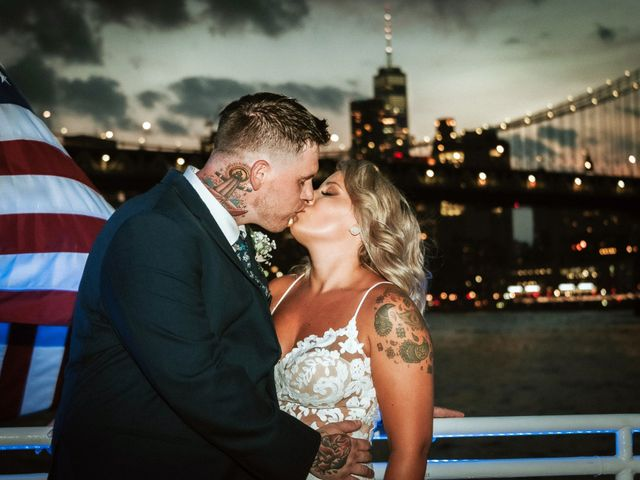 Christopher and Deanna's Wedding in New York, New York 12
