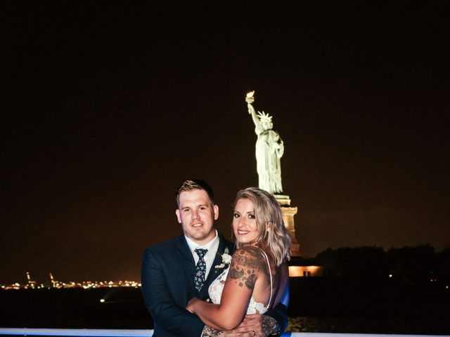 Christopher and Deanna's Wedding in New York, New York 15