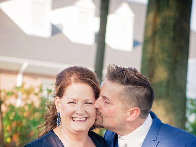 Danny and Sam's Wedding in Shelby Charter Township, Michigan 3