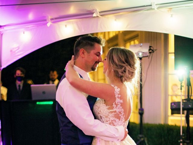 Danny and Sam's Wedding in Shelby Charter Township, Michigan 7