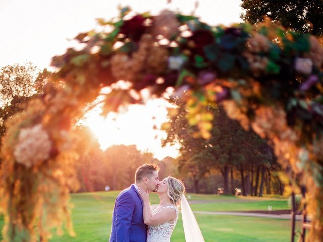 Danny and Sam's Wedding in Shelby Charter Township, Michigan 11