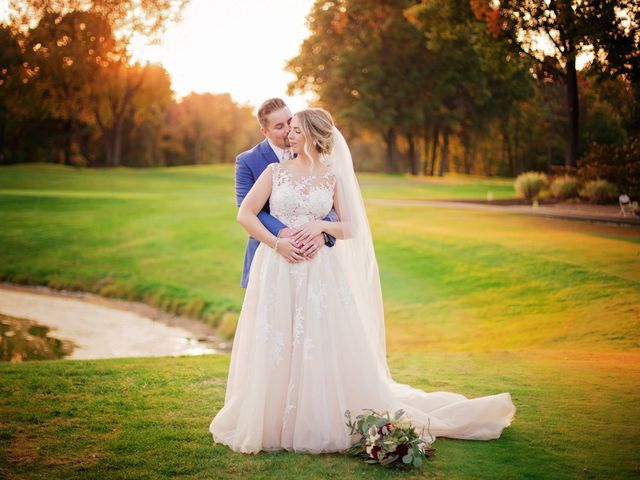 Danny and Sam's Wedding in Shelby Charter Township, Michigan 15