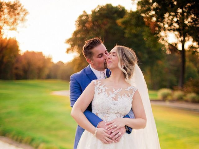 Danny and Sam's Wedding in Shelby Charter Township, Michigan 16