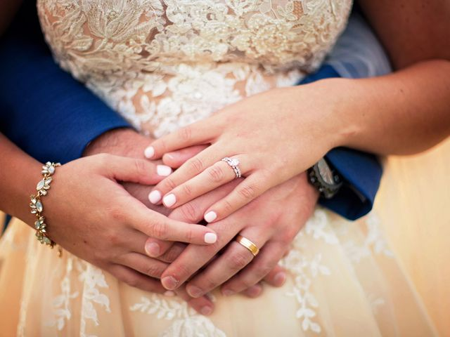 Danny and Sam's Wedding in Shelby Charter Township, Michigan 17