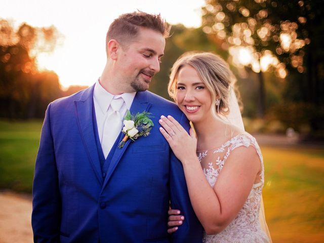 Danny and Sam's Wedding in Shelby Charter Township, Michigan 18