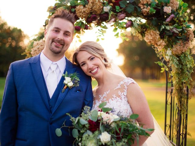 Danny and Sam's Wedding in Shelby Charter Township, Michigan 22
