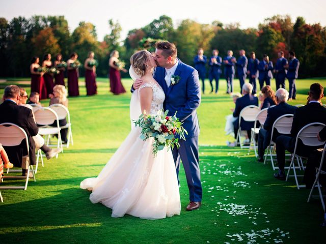 Danny and Sam's Wedding in Shelby Charter Township, Michigan 26
