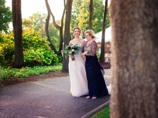 Danny and Sam's Wedding in Shelby Charter Township, Michigan 30