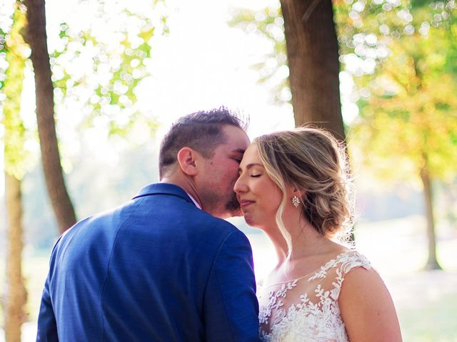 Danny and Sam's Wedding in Shelby Charter Township, Michigan 32