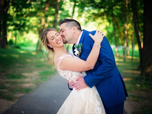 Danny and Sam's Wedding in Shelby Charter Township, Michigan 33