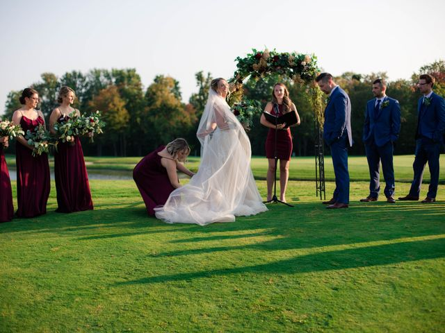 Danny and Sam's Wedding in Shelby Charter Township, Michigan 37