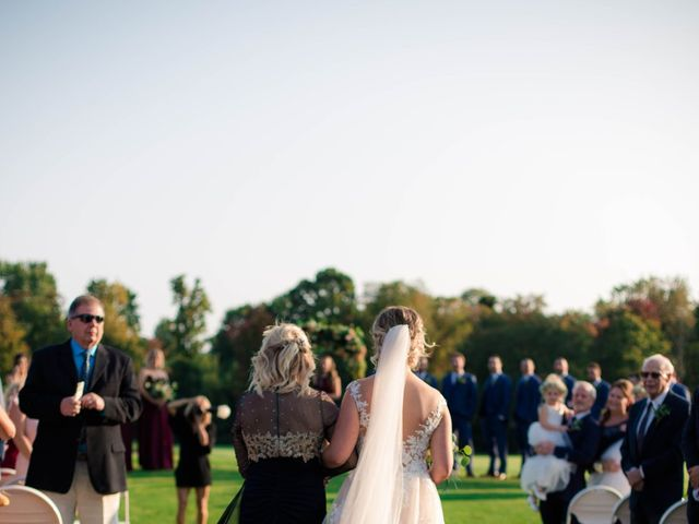 Danny and Sam's Wedding in Shelby Charter Township, Michigan 43