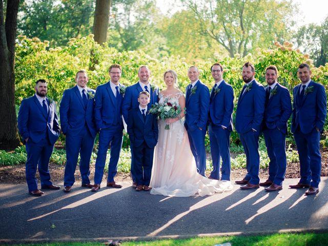 Danny and Sam's Wedding in Shelby Charter Township, Michigan 45