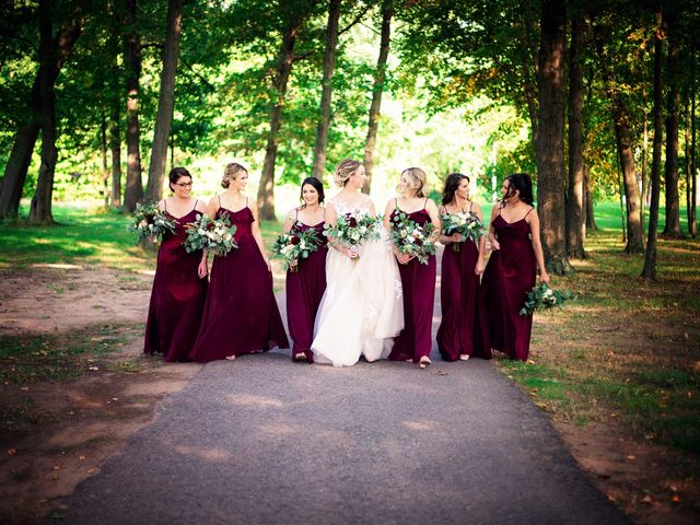 Danny and Sam's Wedding in Shelby Charter Township, Michigan 47