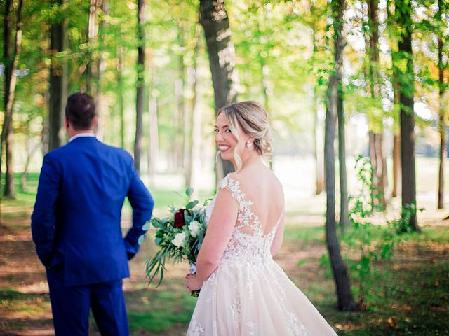 Danny and Sam's Wedding in Shelby Charter Township, Michigan 50