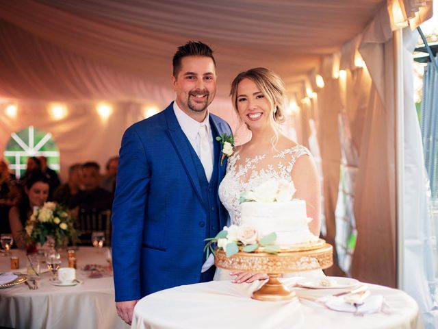 Danny and Sam's Wedding in Shelby Charter Township, Michigan 51
