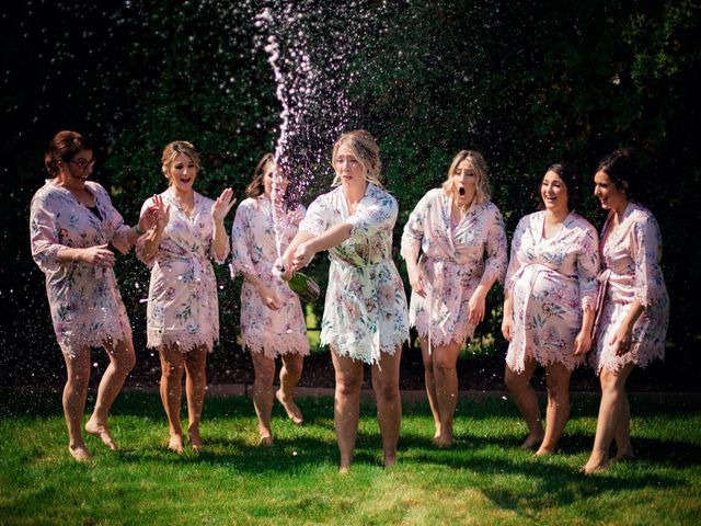 Danny and Sam's Wedding in Shelby Charter Township, Michigan 56