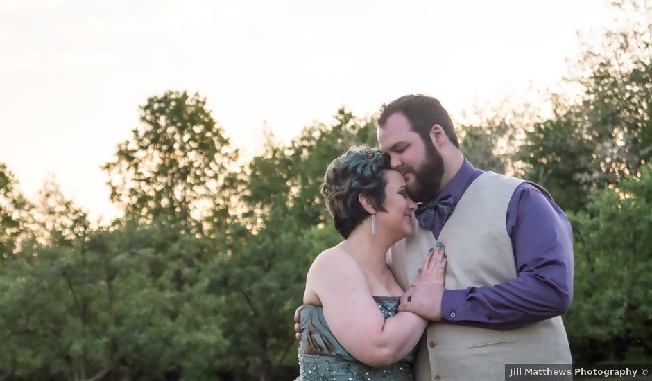 Jake and Amanda's Wedding in Goshen, Ohio