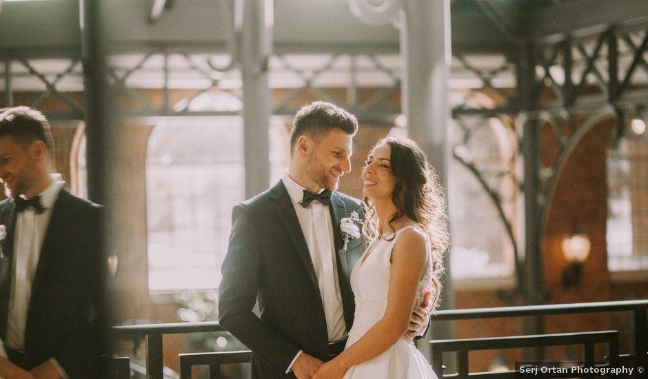 Ieronim and Ligia's Wedding in Detroit, Michigan