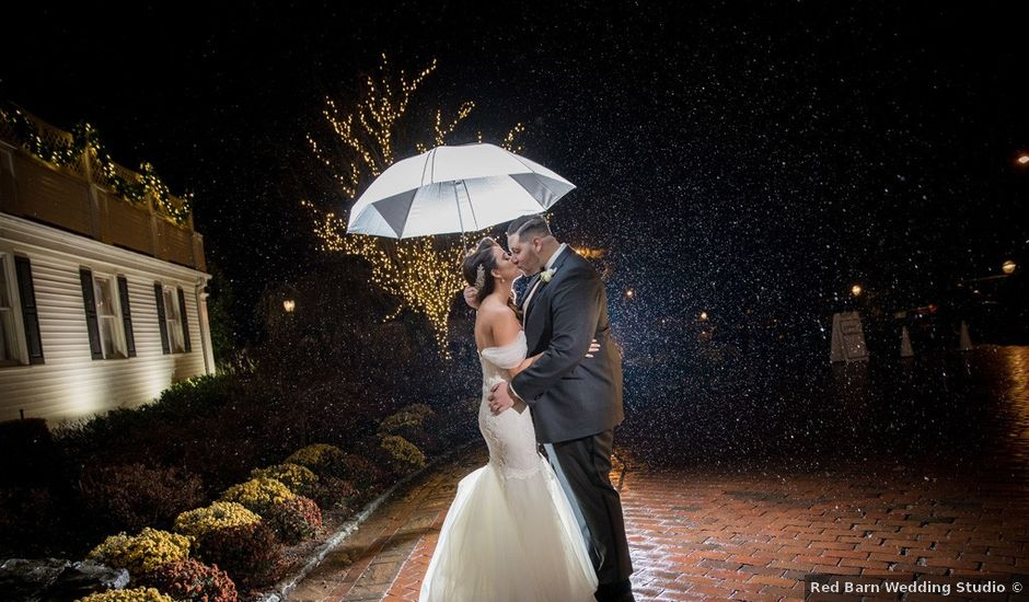 Kim and Anthony's Wedding in Florham Park, New Jersey