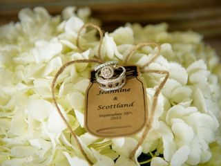 The wedding of Scottland and Jeannine 2